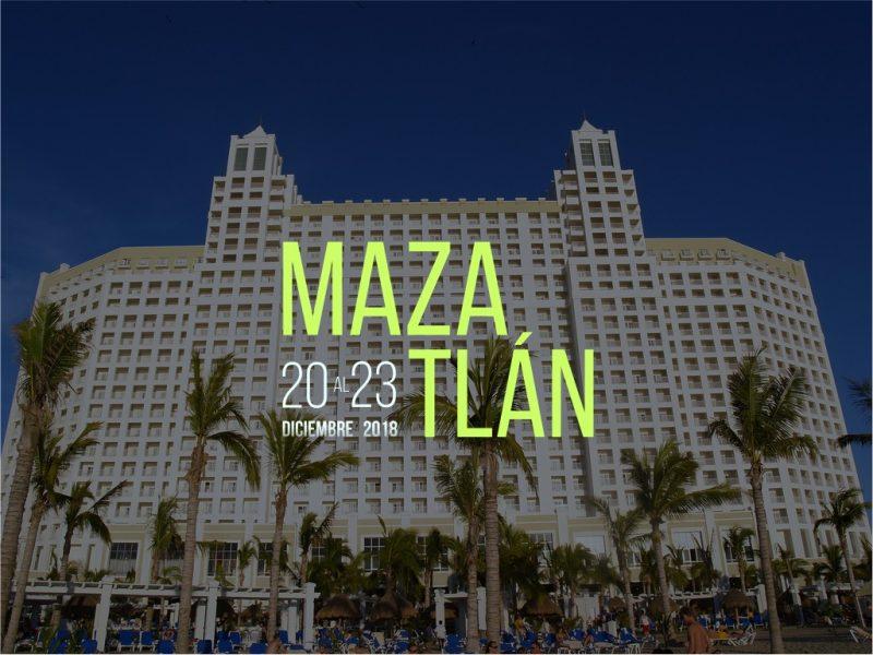 Viaje a Mazatlán Hotel Riu Emerald Bay