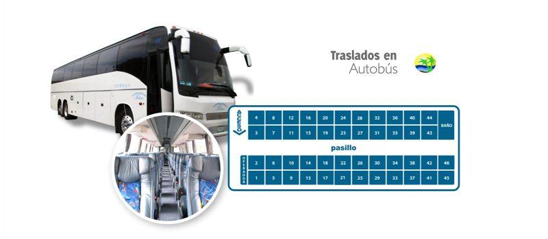Traslados en Autobus